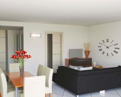 appartamento malegno Vista salotto 1